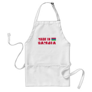 GAMBIA ADULT APRON
