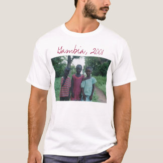 Gambia, Africa T-Shirt