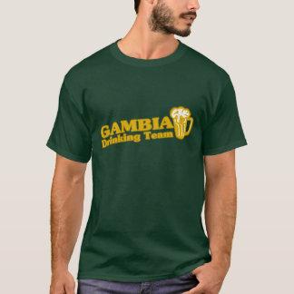 Gambia Drinking Team T-Shirt