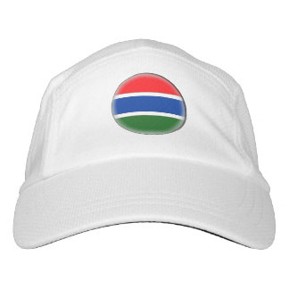 Gambia Flag Hat