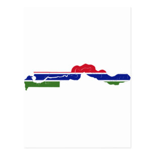 Gambia Flag Map GM Postcard on map of wadi rum, map of bijilo, map of tikal national park, map of manhattan island, map of dangriga, map of djenne, map of banjul, map of lagos, map of charlotte amalie, map of chenonceau, map of gambia,