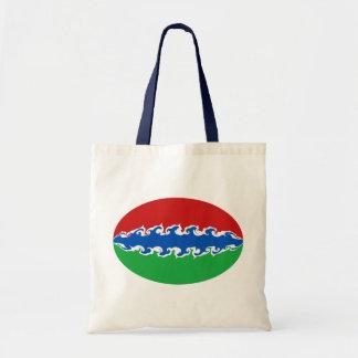 Gambia Gnarly Flag Bag