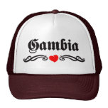 Gambia Gorros Bordados