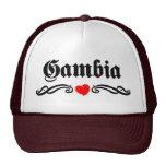 Gambia Mesh Hat
