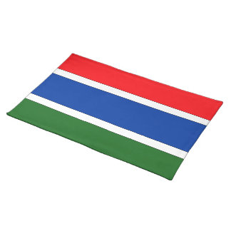 Gambia Cloth Placemat