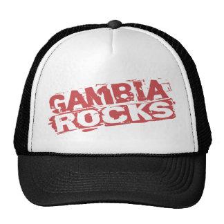 Gambia Rocks Trucker Hat