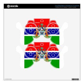 Gambia Skins Para Mandos PS3