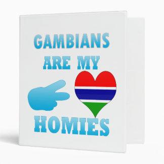 "Gambianos son mi Homies Carpeta 1"""