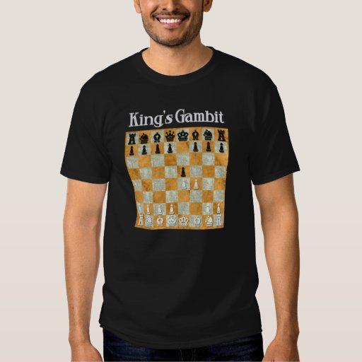 Gambit de rey camisas
