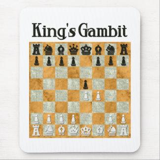 Gambit de rey mouse pad