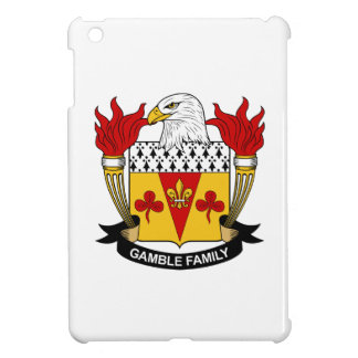 Gamble Family Crest Cover For The iPad Mini