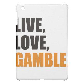 gamble iPad mini cover