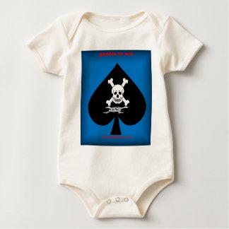 gamble to win baby bodysuit