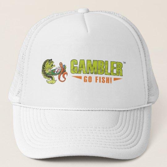 Gambler Original Logo Trucker Hat