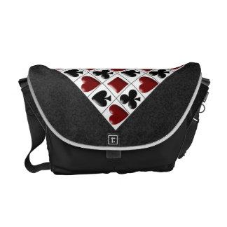 gambler purse commuter bag