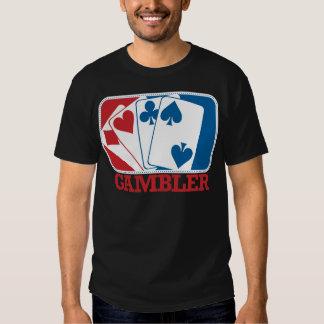 Gambler - Red and Blue Shirt