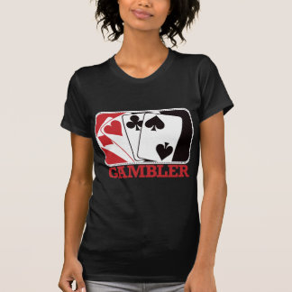Gambler - Red T-Shirt