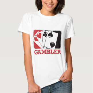 Gambler - Red Tshirt