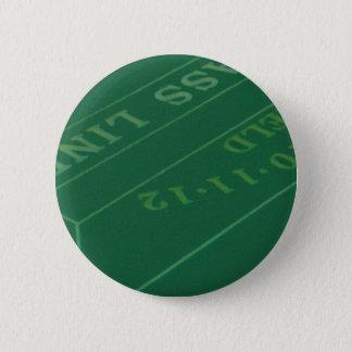 Gamblers Craps Table  Image Pinback Button