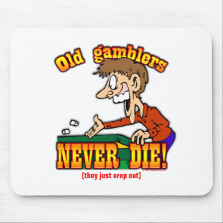 Gamblers Mouse Pad