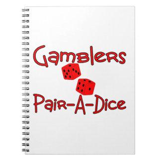 Gamblers Pair A Dice Journal