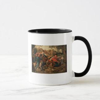 Gamblers Quarrelling Mug