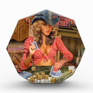Gamblin' Cowgirl Award