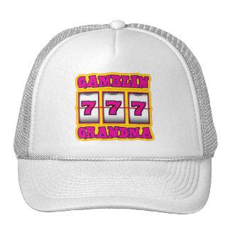 GAMBLIN GRANDMA TRUCKER HAT