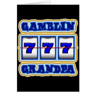 GAMBLIN GRANDPA CARD