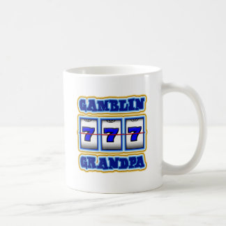 GAMBLIN GRANDPA COFFEE MUG