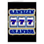 GAMBLIN GRANDPA GREETING CARDS