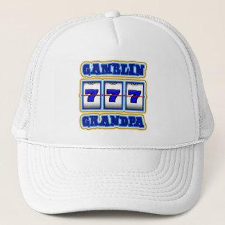 GAMBLIN GRANDPA TRUCKER HAT