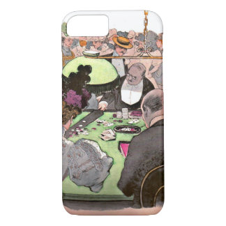 Gambling 1897 iPhone 8/7 case