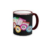 Gambling Bingo Mug