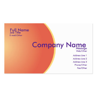 Gambling  Card Double-Sided Standard Business Cards (Pack Of 100)