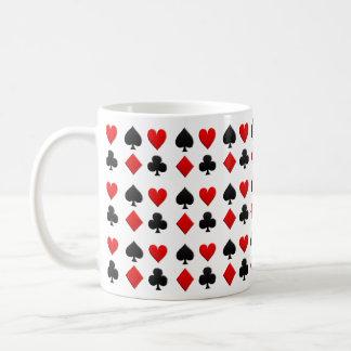 Gambling Cards Suits Coffee Mug