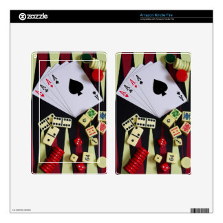 Gambling casino gaming pieces skins for kindle fire
