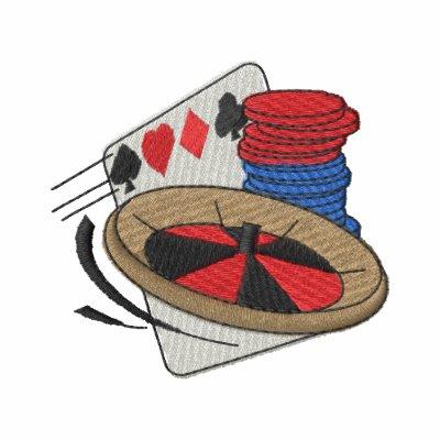 Gambling Embroidered Shirt