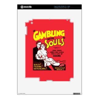 Gambling iPad 2 Skin