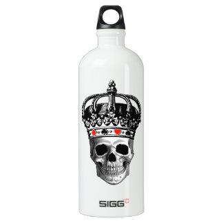 Gambling King Water Bottle