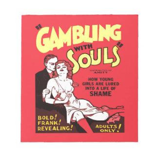 Gambling Notepad