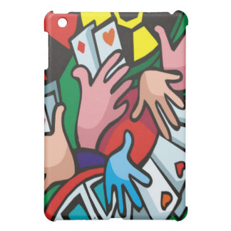 Gambling/Playing Card iPad Case
