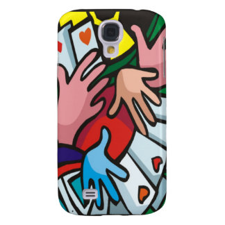 Gambling/Playing Card iPhone 3G/3GS Case Galaxy S4 Cover