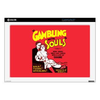 Gambling Skin For Laptop