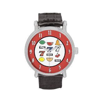slot machine watch