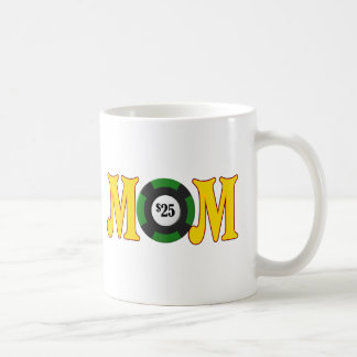 Gambling T-shirts and Gifts For Mom Mug