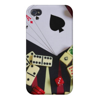 Gambling table iPhone 4/4S cover