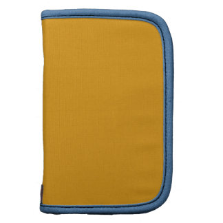 Gamboge Blue Skies Bold Color Matching Folio Planners