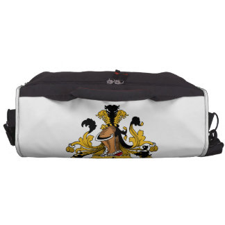 Gambs Family Crest Commuter Bag