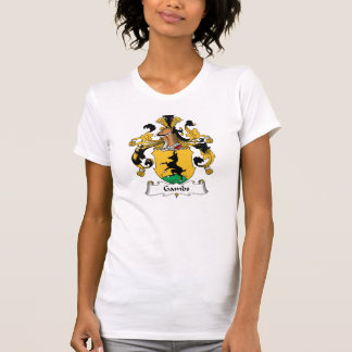 Gambs Family Crest Tee Shirts
